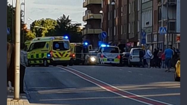 Gewonden bij schietpartij in Zweedse stad Helsingborg