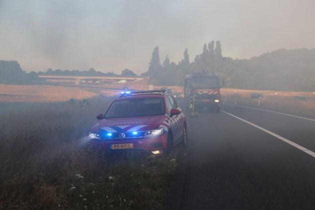 Opnieuw natuurbrand, nu in Nederweert