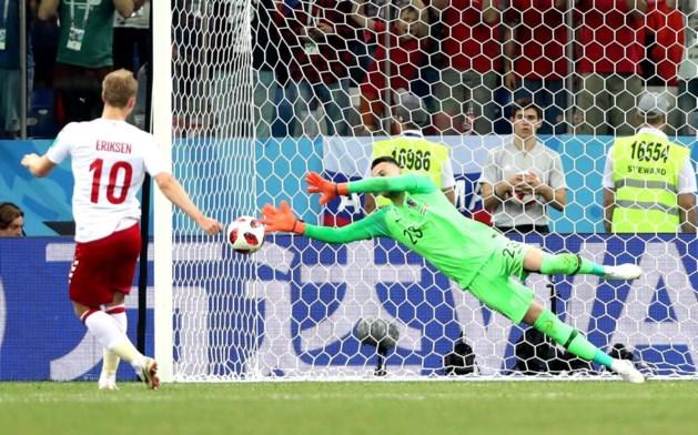 Kroatië met strafschoppen naar kwartfinale WK