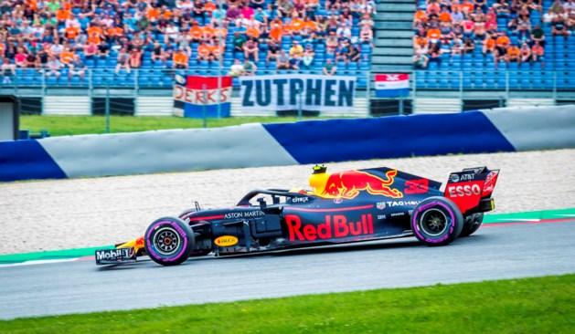 LIVE: Max Verstappen in de GP van Oostenrijk