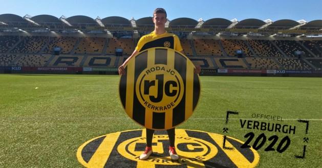 Roda haalt jonge verdediger Club Brugge