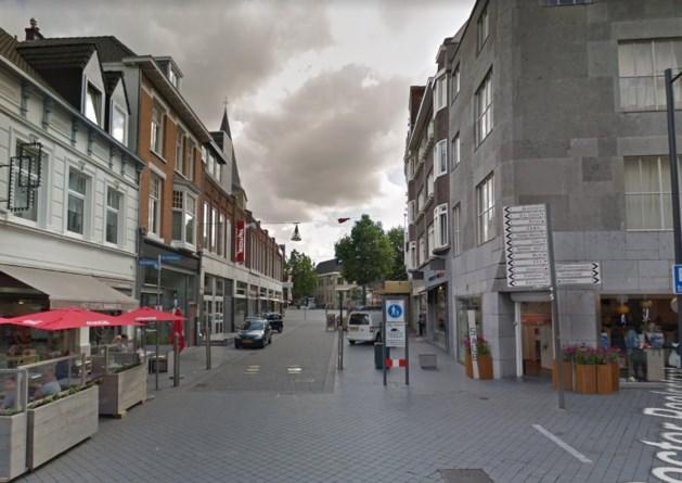 Deel Geleenstraat in Heerlen deze week dicht