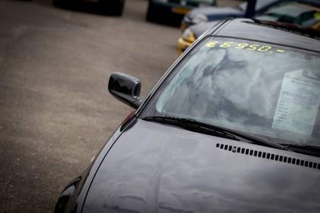 Flink meer tweedehands auto's verkocht