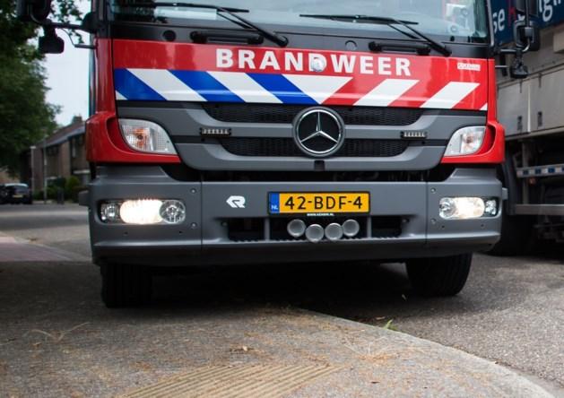 Brandweer rukt uit voor brand in Heerlen