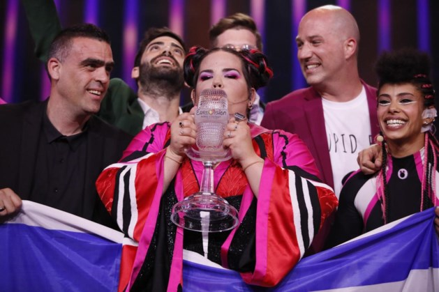 Winnend Eurovisie Songfestivallied Israël mogelijk plagiaat