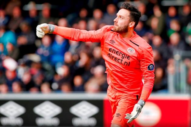 PSV verhuurt Koopmans met nieuw contract aan MVV