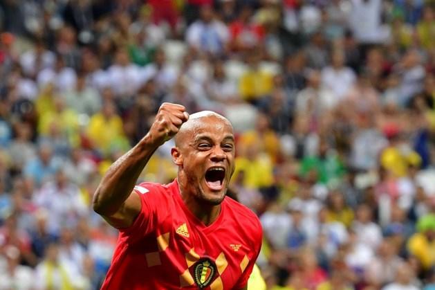 Ruim drie miljoen kijkers voor Brazilië-België