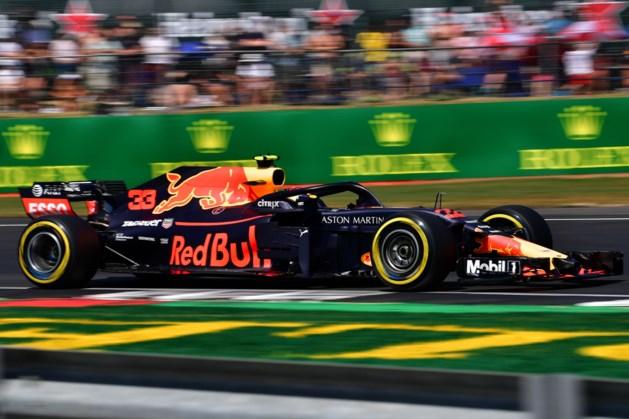 Verstappen pakt vijfde tijd in kwalificatie, pole voor Hamilton