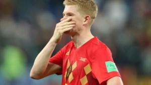 WK-droom België spat uiteen: Frankrijk naar de finale