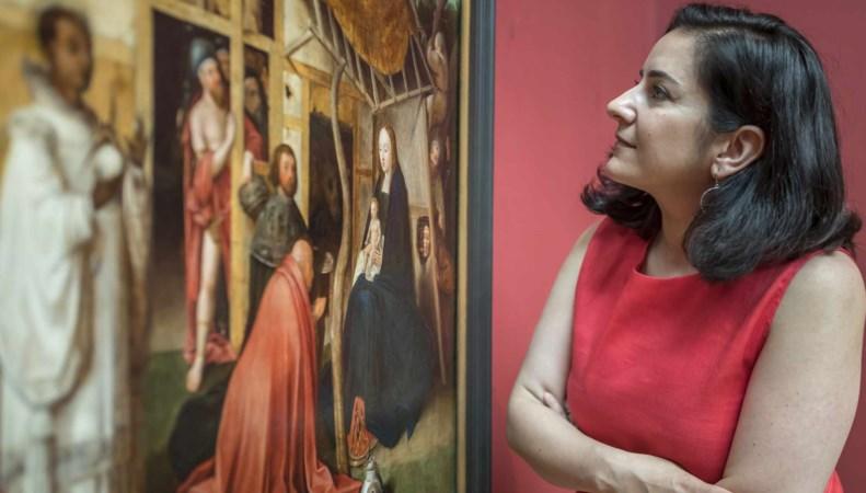 Bezoeker gaat op zoek naar vervalsing in Akens museum