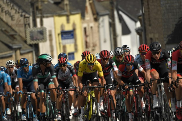 Ook rit acht in de Tour gemaakt voor sprinters