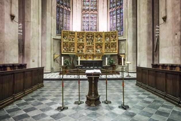 Comité wil vergeten graf Martinuskerk zichtbaar maken