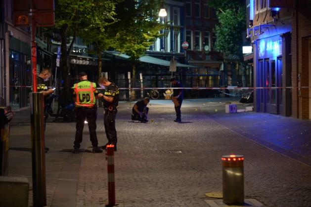 Drie personen gewond bij nachtelijke vecht- en steekpartij