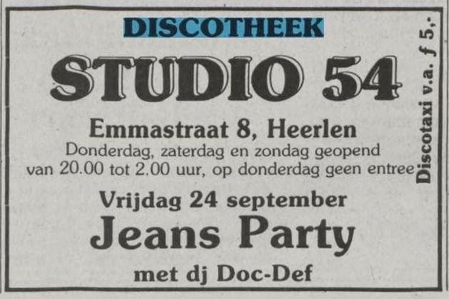 Nog één keer dansen en swingen in Studio 54