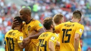 Oppermachtig België verslaat Engeland in troostfinale
