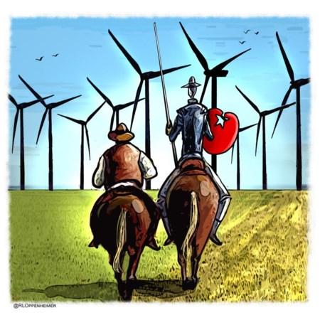 Het staat nu zwart op wit: bouw windmolenpark Venlo gaat door
