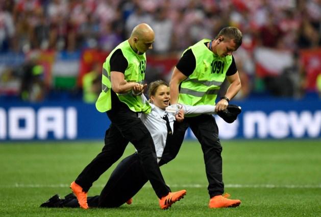 15 dagen cel voor bestormen veld WK-finale
