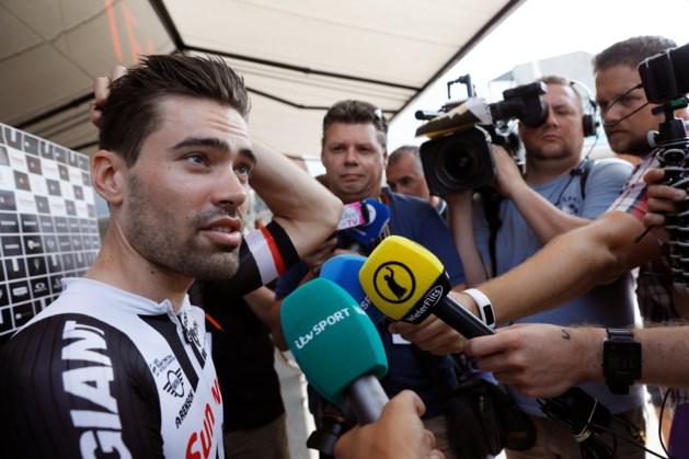 Dumoulin: kilo minder zwaar dan tijdens Giro
