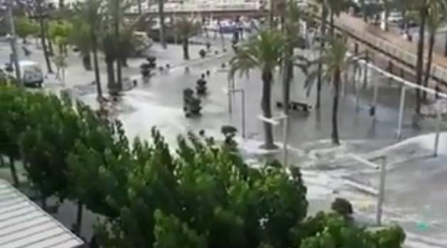 Duitse toerist omgekomen bij 'mini-tsunami' Mallorca