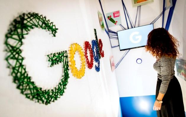 Google gaat in beroep tegen megaboete