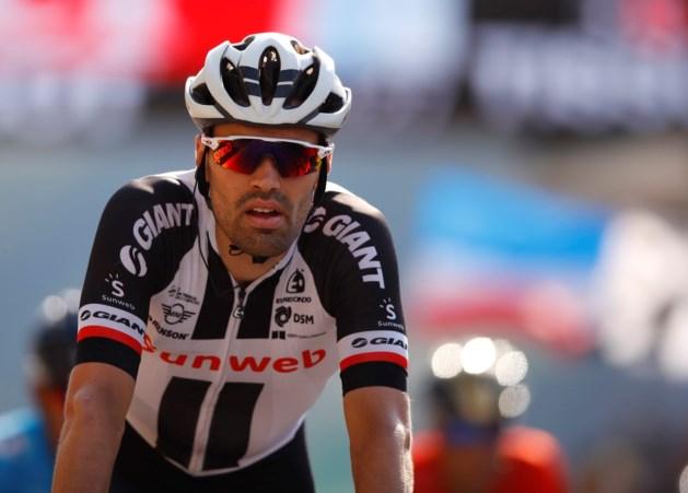 Dumoulin over Alpe d'Huez: wordt leuk gevecht