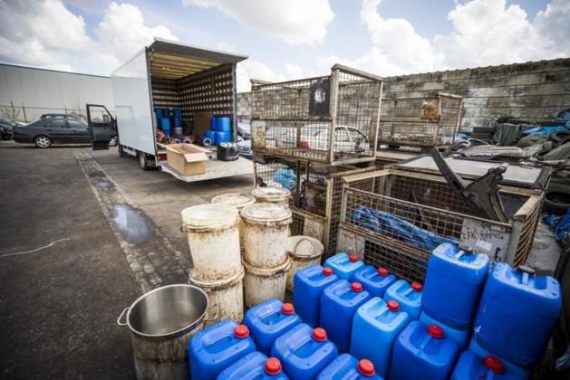 Polen leverden 100.000 kilo grondstof voor drugslabs