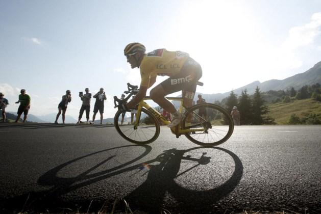 Strijd verwacht in tweede Alpenrit in Tour