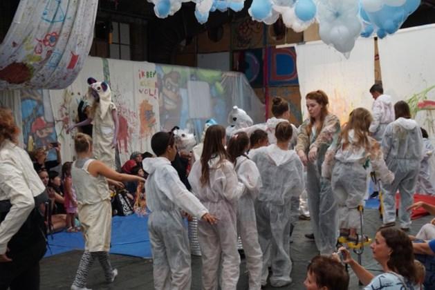 Heerlen aan Zee laat kinderen cultuur proeven