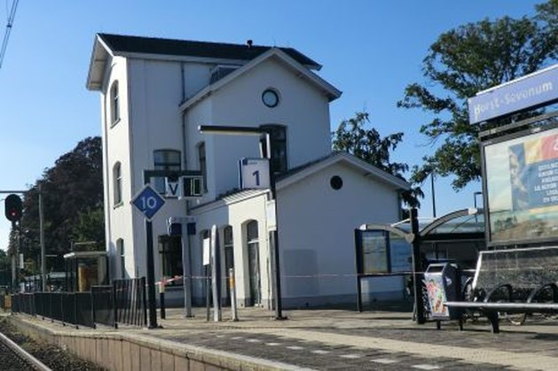 Afteller moet veiligheid verbeteren op station Horst-Sevenum