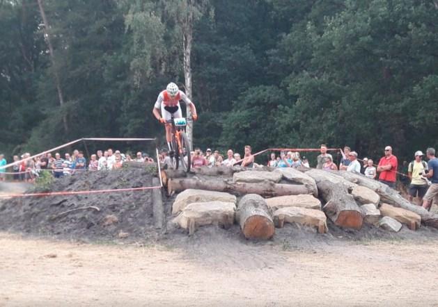 Van der Poel ook kampioen op de mountainbike