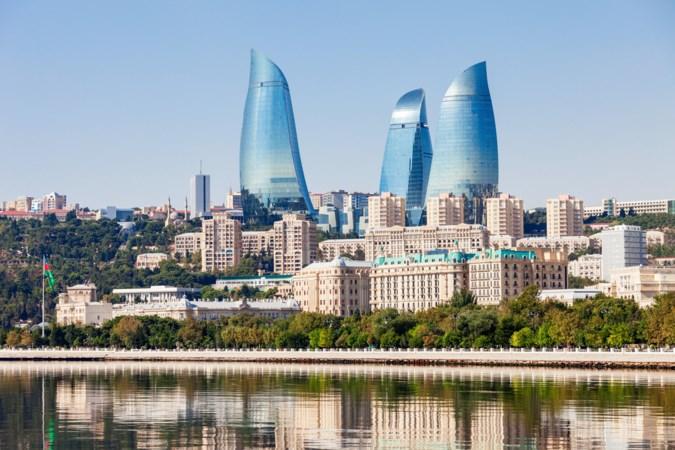 Cadeauboom voor Azerbeidzjan kan heel bos ontkiemen