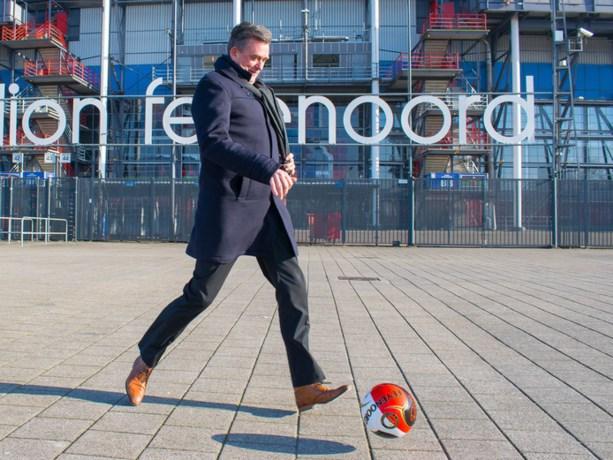 Roemer maakt talkshow voor Feyenoord: 'Een hele eer'