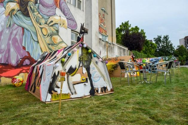 Cultura Nova heeft weer festivalcamping