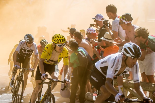 UCI: Sky moet Franse fans niet beledigen