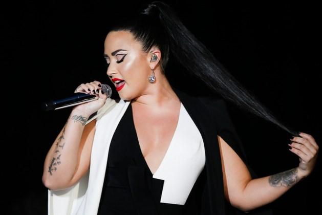 'Demi Lovato afgevoerd naar ziekenhuis na overdosis heroïne'