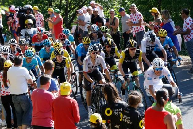 UCI denkt aan zes renners per ploeg in Tour
