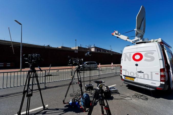 Beveiligers voor tv-verslaggevers: 'Soms roept camera spanning op'