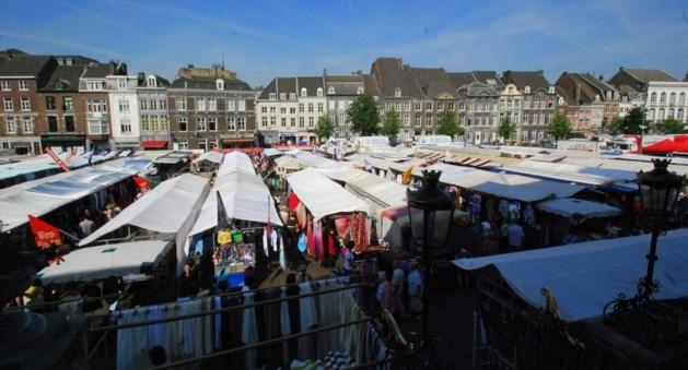 Vrijdagmarkt om één uur dicht vanwege hitte