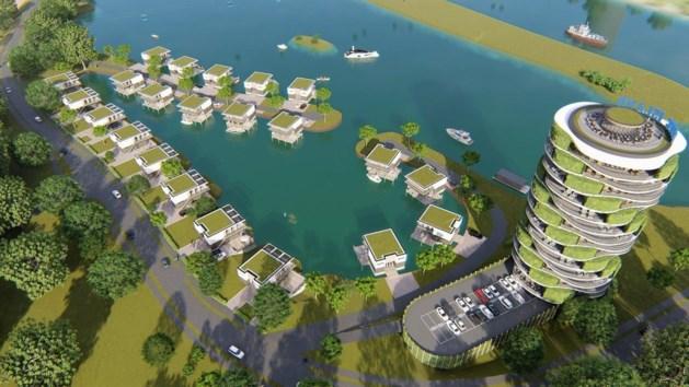 Plan voor luxe wonen aan Maasplas: uitgelezen kans