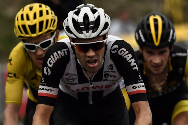 Roglic wint etappe, Thomas loopt verder uit op Dumoulin