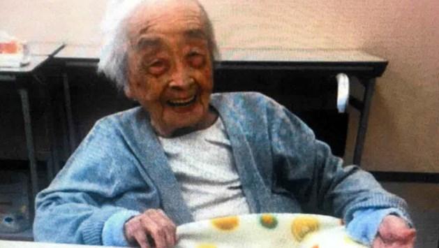 Oudste mens ter wereld (117) overleden