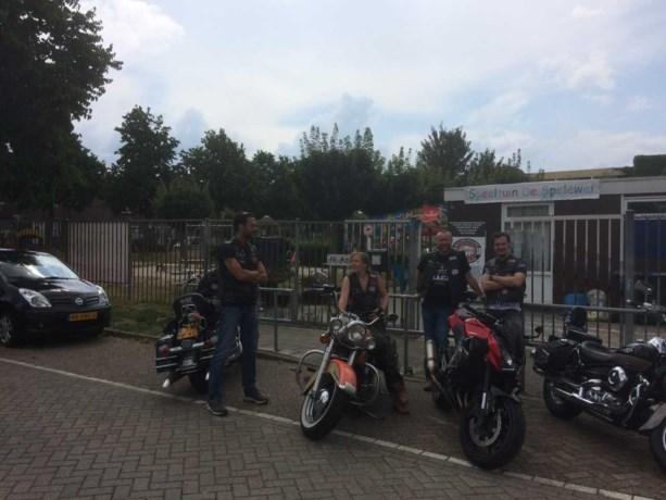 Rustige eerste speeldag bikers tegen kindermisbruik