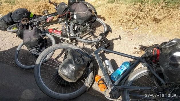Broer doodgereden fietser Tadzjikistan: 'René was een zeer ervaren reiziger'