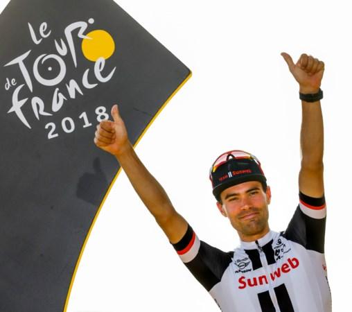 Zes redenen waarom Tom Dumoulin volgend jaar de Tour wint