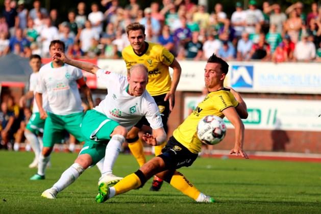 VVV houdt stand tegen Werder Bremen