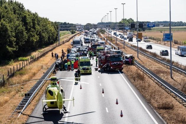 Man uit Roermond (48) overleden bij ongeluk op A58