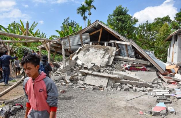 Tsunamiwaarschuwing na zware aardbeving Lombok