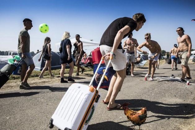 Solar onderzoekt diefstal uit opengesneden tent