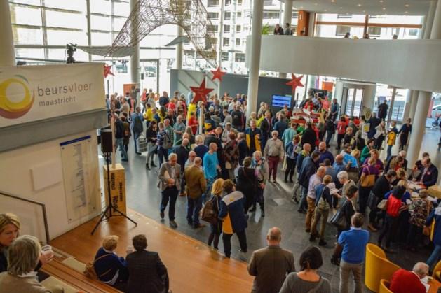 Inschrijving voor maatschappelijke beursvloer Maastricht geopend