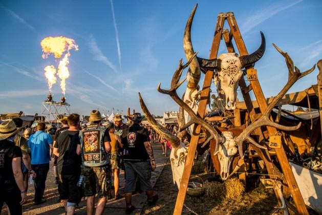 Vermiste bejaarde mannen zaten op metalfestival